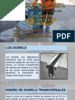 CLASE 15_DISEÑO DE DOWELS