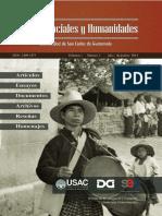 revista ciencias y humanidades vol.1 no.1 musica de guatemala