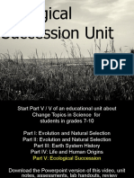 Ecological Succession Unit Powerpoint for Educators - Download at www. science powerpoint .com