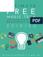 ultimate-free-music-tech-resources-guide-2019-20