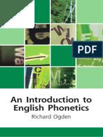(B1) An Introduction To English Phonetics (Richard Ogden).pdf