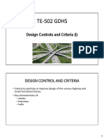 GDHS Spring 2017 - Design Controls and Criteria (1) (for class)