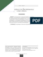 A EMERGÊNCIA DA PSICOPEDAGOGIA COMO CIÊNCIA.pdf
