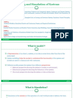 PPT 1 - Modeling and Simulation
