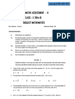Class 10 Maths SA2 (4)