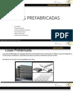 LOSAS PREFABRICADAS G5