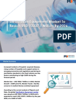Sterilization Equipment Market Forecasts to 2027