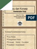 Dasar K3-3 Occ Safety