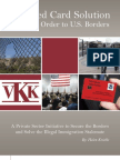 The Red Card Solution, November 2010 White Paper
