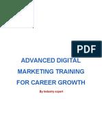endtrace Digital Marketing Course Training Program