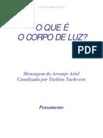 - O QUE É O CORPO DE LUZ - ARCANJO URIEL - 116 págs