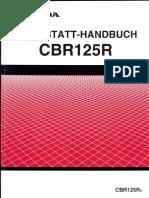 2004 Honda Cbr 125r Service Manual Deutsch