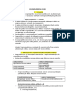 RESUMO DE LEI COMPLEMENTAR Nº 840