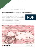 La sexualidad después de una violación _ Revista Paula