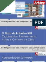 Panfleto - O Fluxo de Trabalho BIM - Portugal
