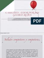 Manual para el Cabildeo Telefónico - Globos Rojos