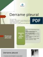 Aula de derrame pleural - 23-10-19 versão final