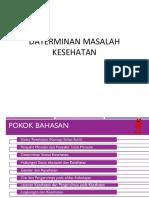 derteminan masalah kesehatan.pdf