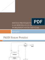Praktikum SI - Sistem Proteksi Pada Tabung Gas Bertekanan Di Workshop Instrumentasi