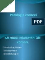 Patologia corneei si sclerei.pptx