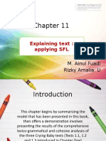 Chapter 11 sfl