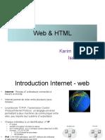 1-Web & HTML