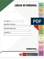 FORMATO LEGAJO PERSONAL DOCENTE CONTRATADO 2020 REFERENCIAL