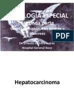 05 Oncología Especial 2 2020 Tubo Digestivo