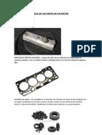 Guia de Las Partes de Un Motor
