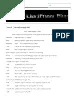 Contoh Drama Bahasa Bali  Just A WordPress Blog
