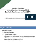 Bayesian-LDA-QDA