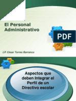 Personal Administrativo Director