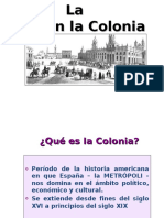 CHILE COLONIAL 2