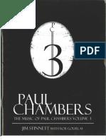 Music of Paul Chambers Vol 3