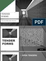 TENDER(1)