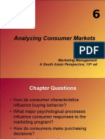 MM Lect 5 Consumer bahavior (revised ).ppt