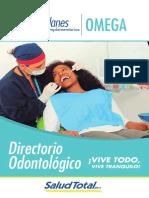DIRECTORIO OMEGA - BOGOTÁ V27