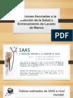 Tema 2. Iaas - Lavado de Manos-esterilizacion