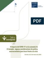 El impacto del COVID-19 en la economía de El Salvador_marzo 2020.pdf