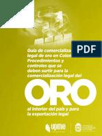 Cartilla_Guia Comercializacion Legal_Oro