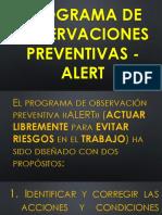 PROGRAMA ALERT_ACTOS Y CONDICIONES INSEGURAS
