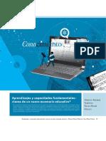Aprendizajes y Capacidades Fundamentales - Ferreyra - Vidales