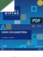 VIVIR CON MAESTRIA - ROBERTO RABOUIN