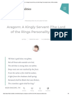 Aragorn_ A Kingly Servant (The Lord of the Rings Personality Series) _ 16Personalities