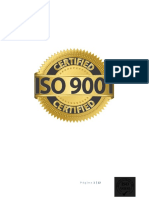 ISO 9000 - 9001 TRABAJO FINAL