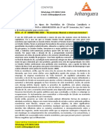 """ECO - 4°- 5° SEMESTRE 2020 - """"Economias liberais e intervencionistas""""."""
