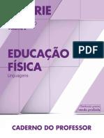 Caderno do Professor - Educação Física - 1 Ano do EM - vol. 2