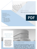 EDIFICIO TRANSOCÉANICO - ANALISIS