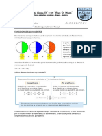 Fracciones equivalentes y comparacion