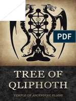 TREE OF QLIPHOTH